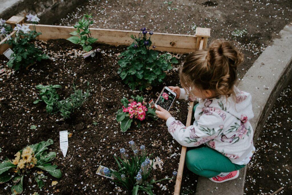 Gardening with Toddlers: Introducing Children to Gardening