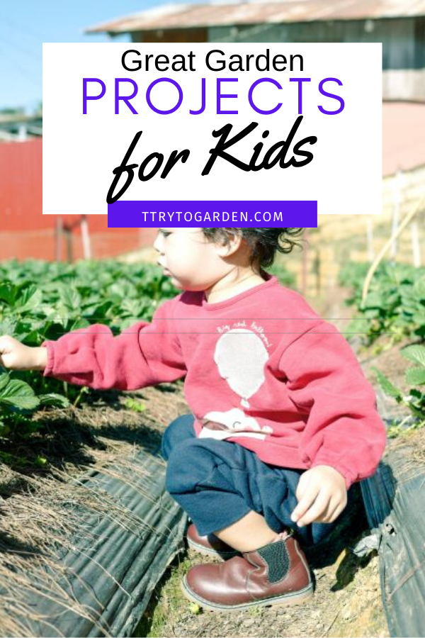 Great Garden Projects for Kids and Parents