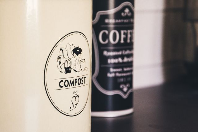 How to Compost Your Yard Garden Kitchen Waste compost canisters