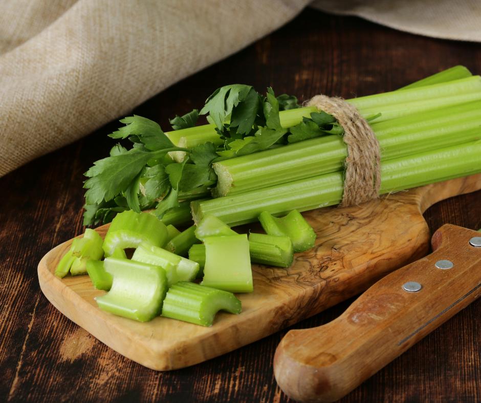 gardening tips for celery